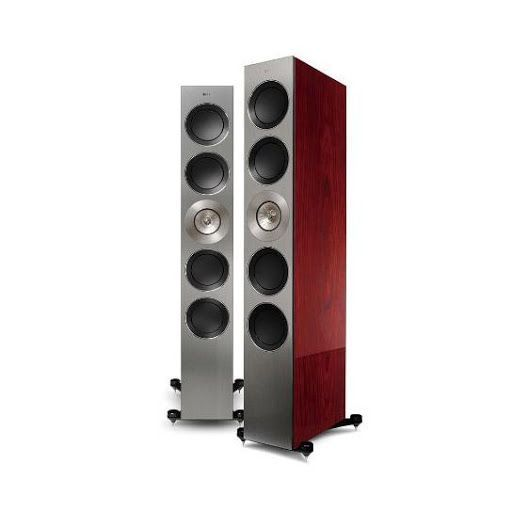 KEF Reference 5 Luxury Gloss Rosewood