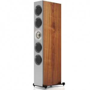 KEF Reference 5 Satin Walnut