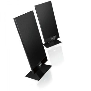 KEF T101 Pair Pack Black