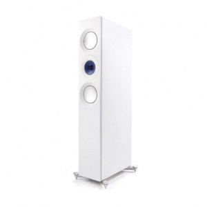 KEF Reference 3 Blue Ice White