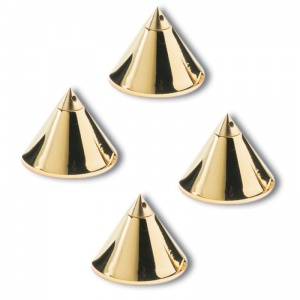 Inakustik Premium Pic 4 pcs golden 30 mm (008480)