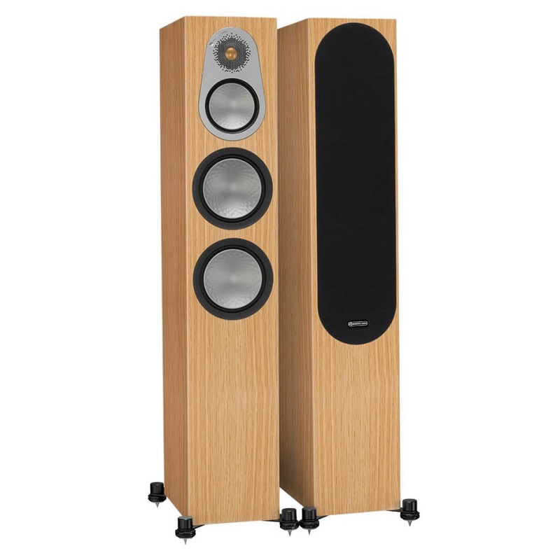 Monitor Audio Silver series 300 Natural Oak