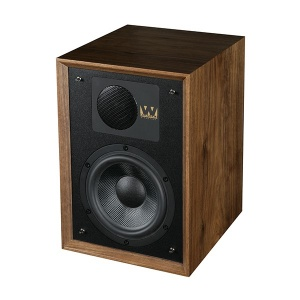 Wharfedale Denton 85th Anniversary antique walnut