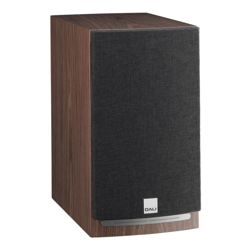 Dali Rubicon 2 C walnut + Sound Hub + BluOS