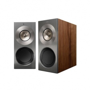 KEF Reference 1 Satin Walnut