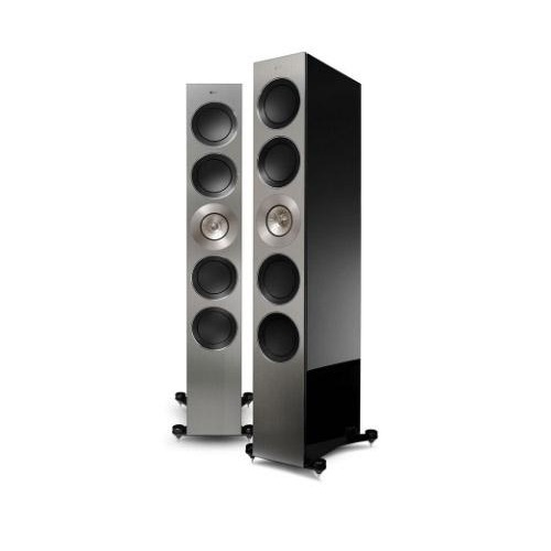 KEF Reference 5 Deep Piano Black